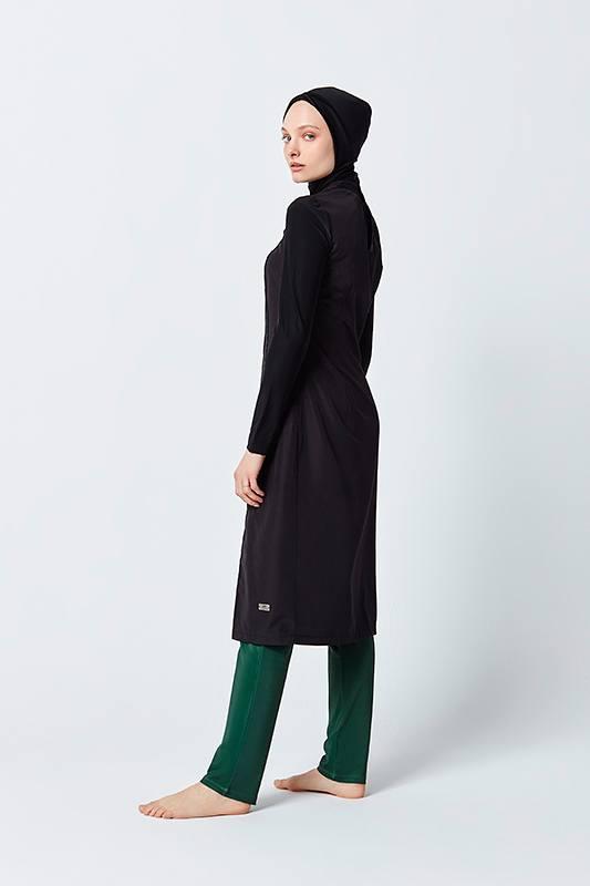 Green Split Elif Boutique 4