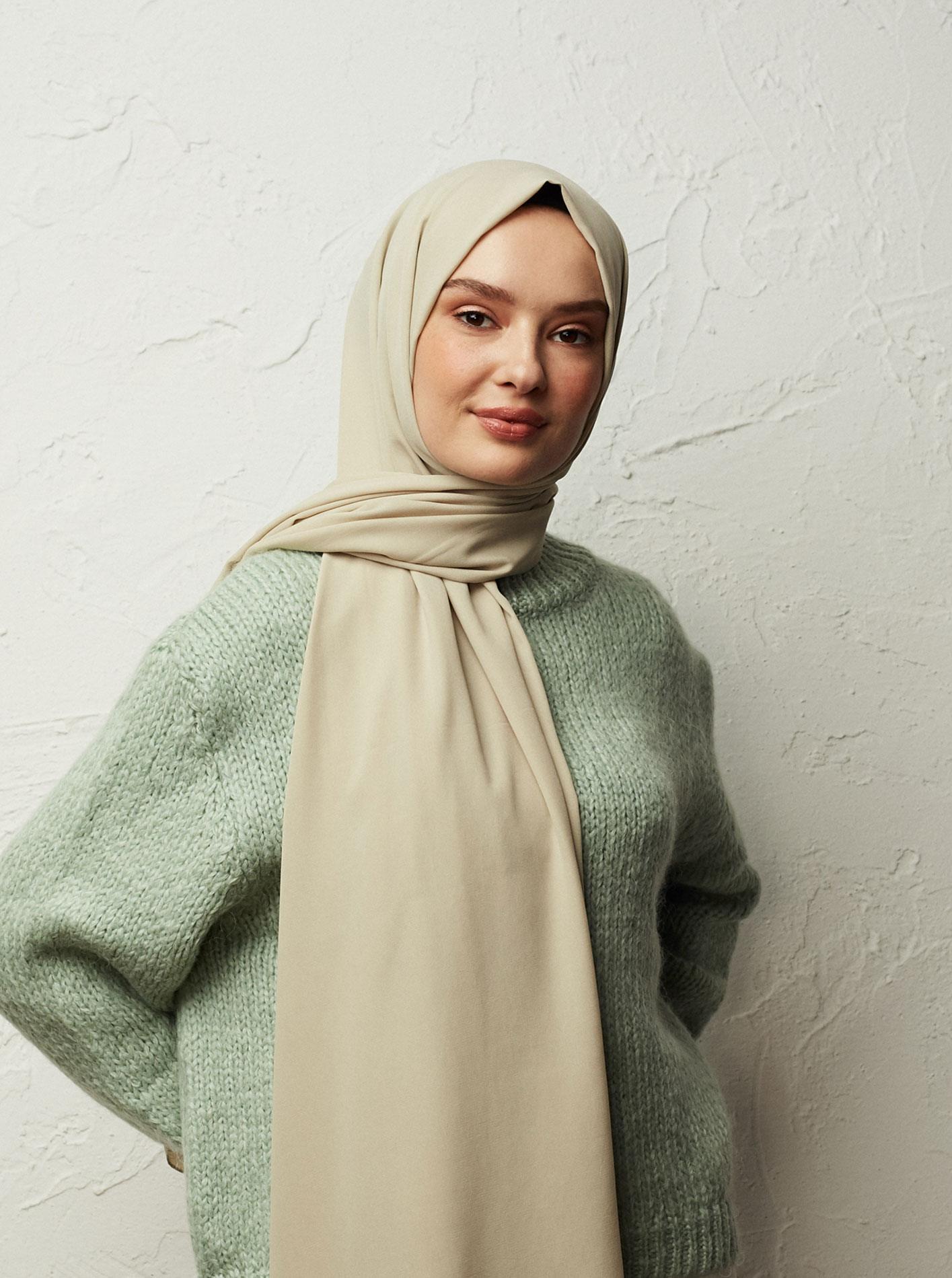 Medine Zijde sjaal hoofddoek