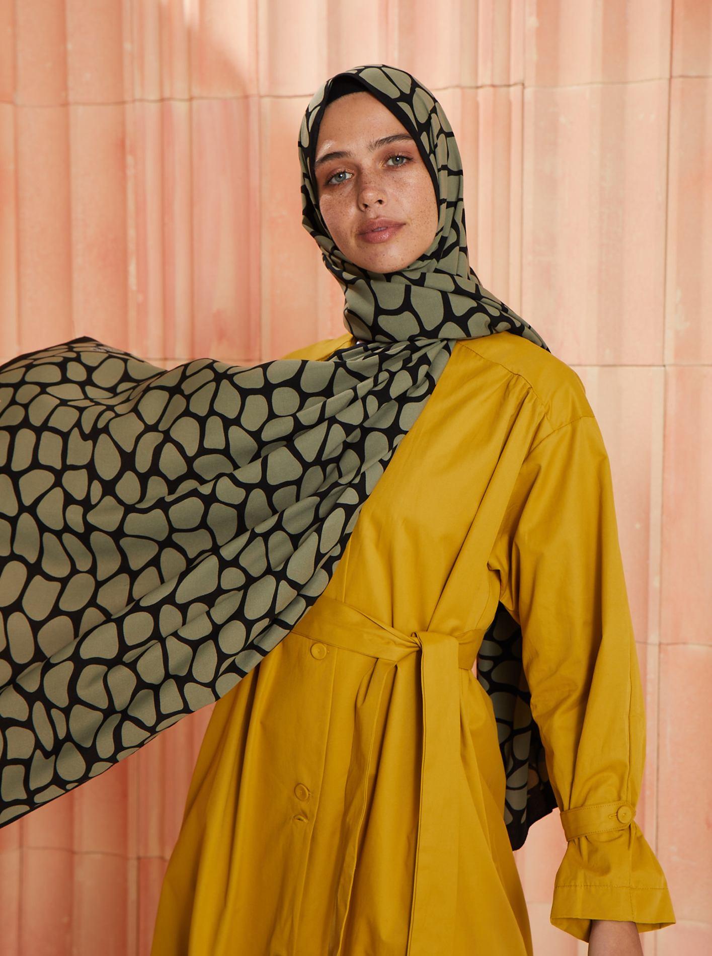 Sjaal modern