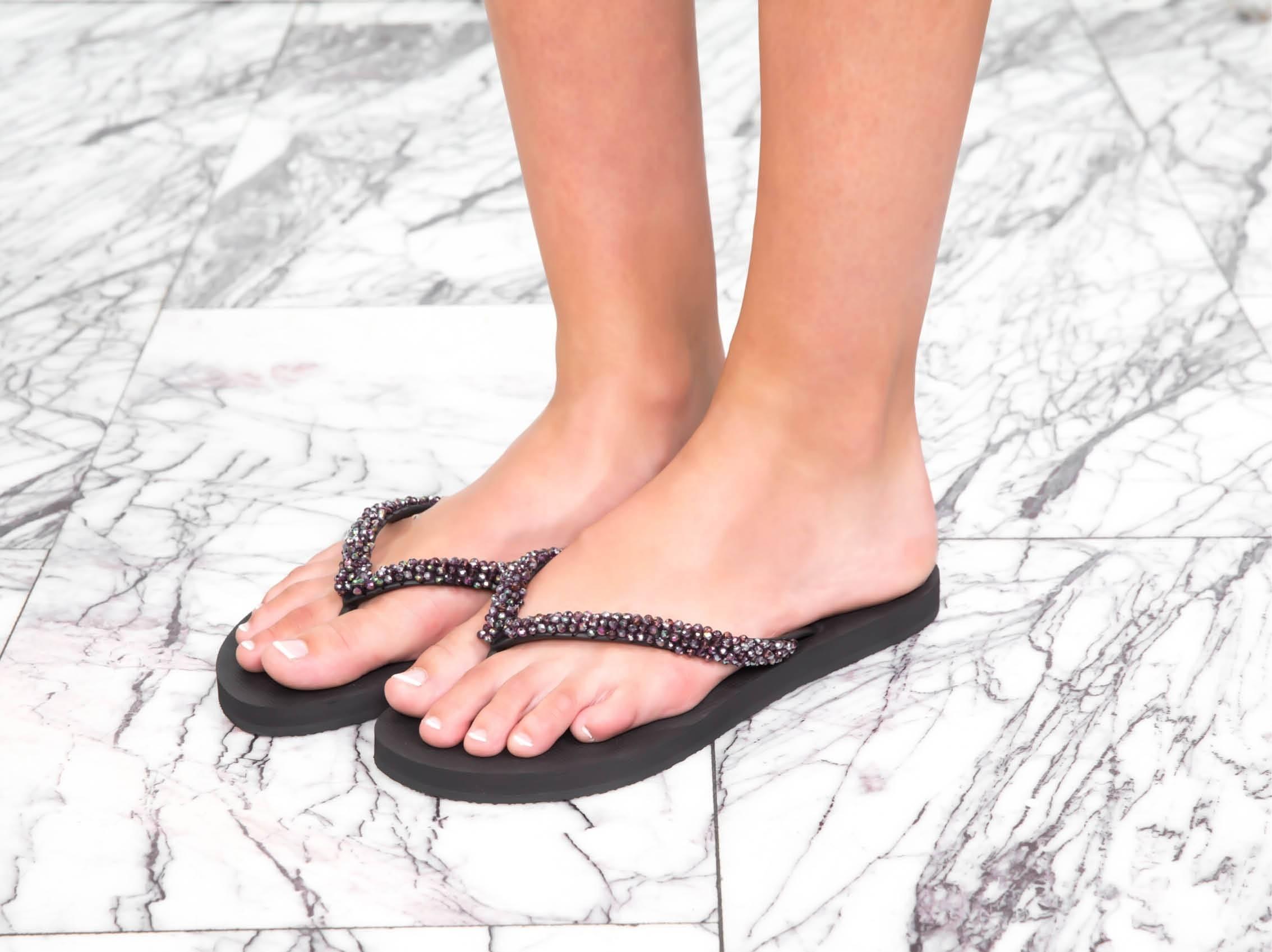 prachtige slipper